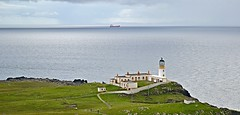 Nest point lighthouse, Isle of Skye (CortoMaltese83) Tags: scotland isleofskye nest point nestpoint unitedkingdom scozia nikon nikonflickraward lighthouse nestpointlighthouse see flickrtravelaward