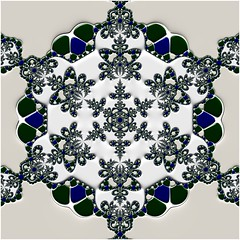 Beltrami Snowflake IV (Ross Hilbert) Tags: fractalsciencekit fractalgenerator fractalsoftware fractalapplication fractalart algorithmicart generativeart computerart mathart digitalart abstractart fractal chaos art hyperbolic escher mandala hyperbolictiling hyperbolicgeometry poincaredisk henripoincare circleinversion tiling orbittrap