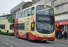 465 BJ13OAJ (PD3.) Tags: volvo wright gemini brighton hove district bus coach company go ahead goahead group buses psv pcv sussex england uk 465 bj13oaj bj13 oaj