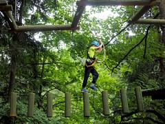 P8234092e (topzdk) Tags: treeclimbing summer 2016 czechrepublic ski slope lanovy park