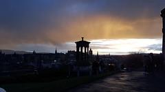 Edinburgh (micebook) Tags: edinburgh uk scotland ruins buildings skyline gallery tourism sky green