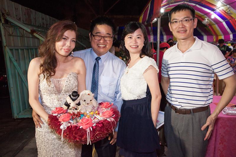 孟峰&梵齡 婚禮紀實-418
