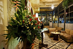 Entrance foyer (A. Wee) Tags: cafebatavia cafe jakarta  indonesia  kotatua restaurant  foyer