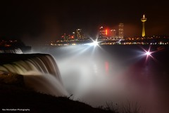 explore the american falls (FP and Explored) (Rex Montalban) Tags: night niagara waterfalls americanfalls rexmontalbanphotography