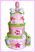 Nappy Cake (6) (Labours Of Love Baby Gifts) Tags: babygift nappycake nappycakes newbabygifts laboursoflovebabygifts