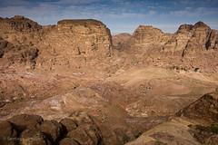 High place of sacrifice (Zalacain) Tags: ruins petra middleeast worldheritagesite jordan nabateans archeologicalremains gettyimagesmiddleeast
