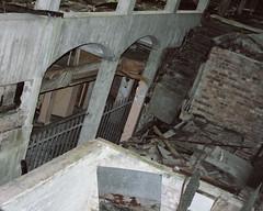 (e_alnak) Tags: old uk building abandoned church architecture concrete catholic arch treasure
