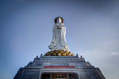 (|Panzer|) Tags: china sculpture landscape temple sanya hainan exposurefusion