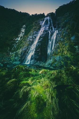The Bowen Falls