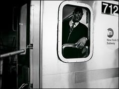 DSCF1635 port4 (john fullard) Tags: nyc urban newyork station train underground subway carriage metro candid platform mta driver engineer conductor fujix10