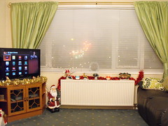 Window Christmas Lights ( Jimmy MacDonald ) Tags: