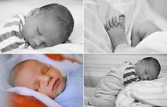 Tom 1 & 3 days (~ Jessy Simon ~) Tags: portrait people baby cute face babies faces adorable peoples human portraiture enfants enfant personnes bb personne bbs visage mignon cildren visages humain