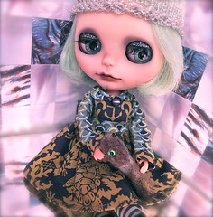 Minnow ~ my little fish out of water girl :)