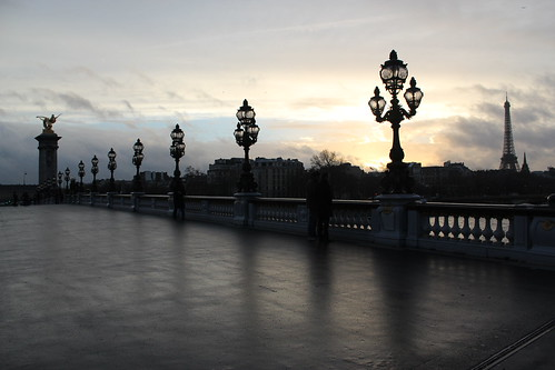 Alexander Bridge - Paris