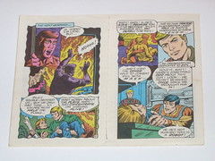 m.a.s.k mini comic 1 flaming beginnings kenner 5 (tjparkside) Tags: comic mask kenner minicomic