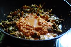 Mushroom Korma-Mushroom Korma Recipe-Mushroom Masala