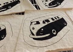 Makin' More Wristlets (made by mauk) Tags: by screenprint sewing made crafting wristlet mauk yudu maukrulz