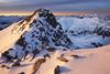 Ilunabarra Pirinioetan/Sunset over the Pyrenees) (jonlp) Tags: winter sunset snow mountains landscape atardecer pyrenees montañas elurra pirineo mendiak pirinioak negua paisajea