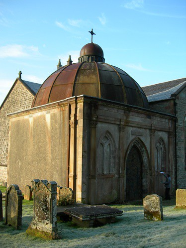 argyll mausoleum © argyll mausoleum ltd