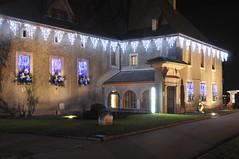 Thonon les Bains (jomnager) Tags: nuit thononlesbains poselongue