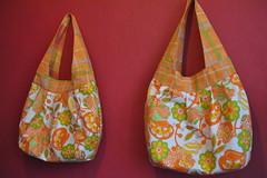 Birdie Sling #2 (Miss_Panama) Tags: bag handmade sewing craft birdiesling