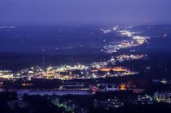 Light of the city (AkYum) Tags: city light night pentax nightview    k01