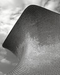 Soumaya Up At (ken mccown) Tags: architecture mexicocity modernism museosoumaya fernandoromero plazacarzo