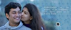 post wedding shoot (Saikiran_k) Tags: blue boy sky india birds photoshop canon kiss couple 7d concept hyderabad 70200 loove pyar coupleshoot saikiran