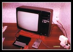 Computer Sinclair ZX81 (LOMO56) Tags: computer sinclairzx81 elektronik computertechnik elektronischegeräte computeroldies