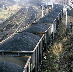 "Coal from Gedling (""Western Sunset"") Tags: spondon gedling"