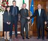 Sally Field, Daniel Day Lewis, Steven Spielberg, Renato Schifano