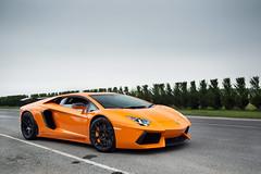 Arancio Borealis. (Alex Penfold) Tags: design lp lamborghini arancio oakley borealis lambo 760 aventador lp760