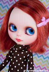 Cookie la Creme - Custom Blythe