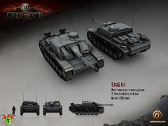 wot_1024_768_stug_3_eng (BaslatTusu) Tags: world wallpaper game tanks wot of tanklar