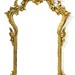148. Italian Gilt and Gesso Wall Mirror