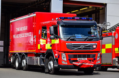 NK61FPG (firepicx) Tags: tyne wear fire rescue service twfrs operational support unit osu 999 emergency uk british appliance nk61fpg