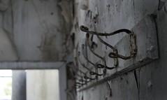 Hook (Liam Kieran) Tags: bent hook urbex urban exploaration huddersfield manchester derelict warehouse destroyed photography depth field