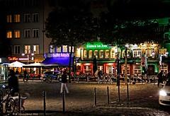 Klsch Brewpubs at Heumarkt, Cologne Germany (PhotosToArtByMike) Tags: heumarkt klschbrewpubs colognegermany cologne germany dom koln klnerdom oldtown rhineriver oldquarterofcologne europe