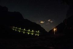 Klntal @Night (Wendelin Jacober) Tags: klntalersee nachtfotografie photography nightshooting lightpainting licht lichtmalerei steelwool stahlwolle fotografie canon 6d