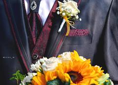p1 (zuiko94) Tags: nikon nikkor nikontop nikkorlens nikond3200 nikonphotography nikonian nikonpic nikonlove nikonofficial nikonitaly nikonitalia nikoneurope nikonpotrait husband matrimonio moda style bouquette love amour