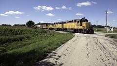 D7A_2949ef (LSallee) Tags: wsor wisconsinsouthern railroad train wamx ripon wisconsin l595