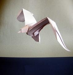 La Fcampoise - Eric Vigier (AKA Mad Folder) (Rui.Roda) Tags: origami papiroflexia papierfalten seagul gaviota gaivota mouette la fcampoise eric vigier