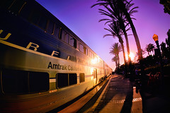 Traveling by Train (/\ltus) Tags: amtrak socal southerncalifornia bsa boyscouts sony hdr internalhdr 3xp 3exposure 6300 a6300 nex california train philmont fullertonstation orangecounty oc theoc
