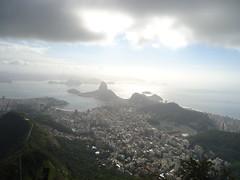Baa de Guanabara vista do Corcovado (Mrcio Luiz C Marques) Tags: riodejaneiro corcovado baadeguanabara botafogo