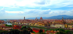 No introduction needed (I m Peace) Tags: florence firenze italy panorama cityscape travel