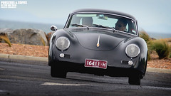 Porsche 356 Coupe | Porsches & Coffee by the Bay 2016 | Brighton Beach | Melbourne | Victoria | Australia (Ben Molloy Automotive Photography) Tags: porsche 356 coupe | porsches coffee by bay 2016 brighton beach melbourne victoria australia