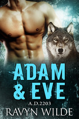 Adam and Eve (CoverReveals) Tags: romance paranormal vampires shifters futuristic werewolves geneticist