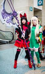 2016 Anime Expo - (mambastic photography (aka mamba909)) Tags: pentax k01 sigma2470mmf28ifexdghsm animeexpo animeexpo2016 cosplay
