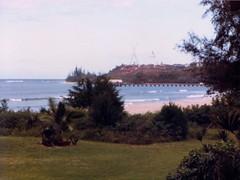 Views of Hanalei Bay - c1983 (5) (kimstrezz) Tags: 1983 familytriptohawaiic1983 hanaleibay kauai
