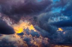 DSC_0095-97 monsoon hdr 850 (guine) Tags: clouds monsoon sunset coconinoplateau hdr qtpfsgui luminance